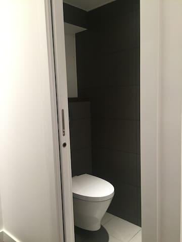 Toilette Separé