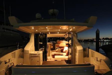 43' Charter & Stay Yacht Experience in OC! - Newport Beach - Bateau