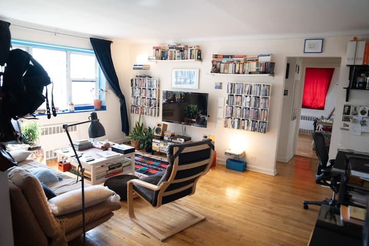 STUNNING OCEAN-VIEW 1BR in BROOKLYN, NYC