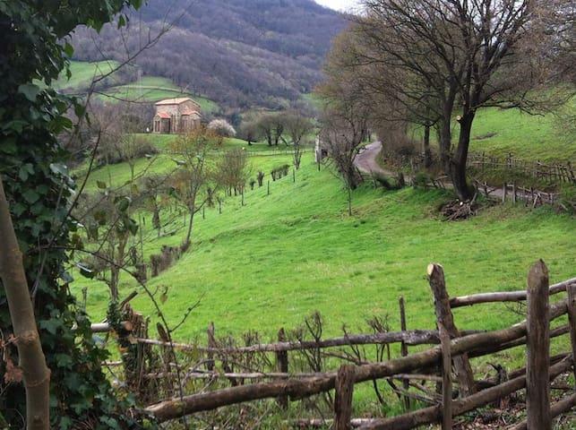 La Casa del Campu - Oviedo - Talo
