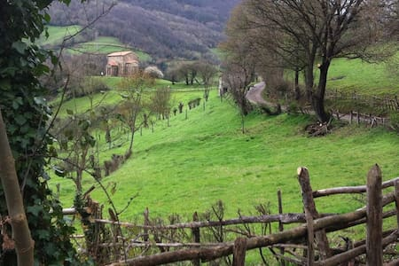 La Casa del Campu - Oviedo - Casa