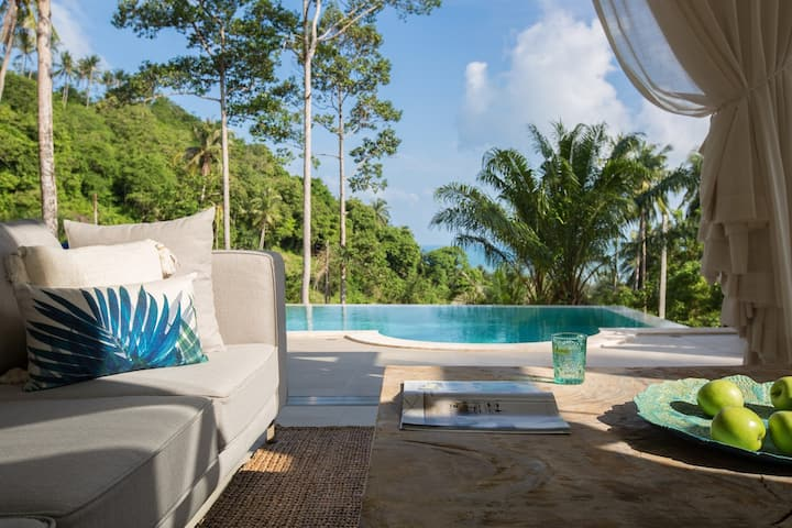 Oasis Samui - Luxury Bijou Villa with private Pool