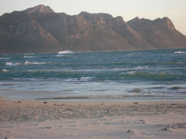 strand beach road NOT cape town