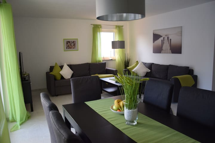 Apartment 3 für 4-6 Personen - Bad Aibling - Apartment-Hotel