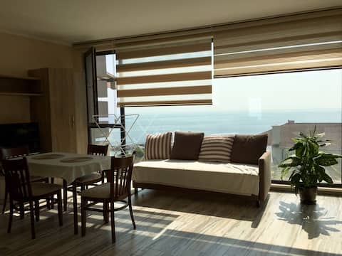 Magnolia Sea View Studio