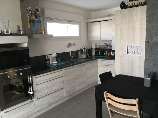 Appartement 4 personnes - Seynod - Apartment