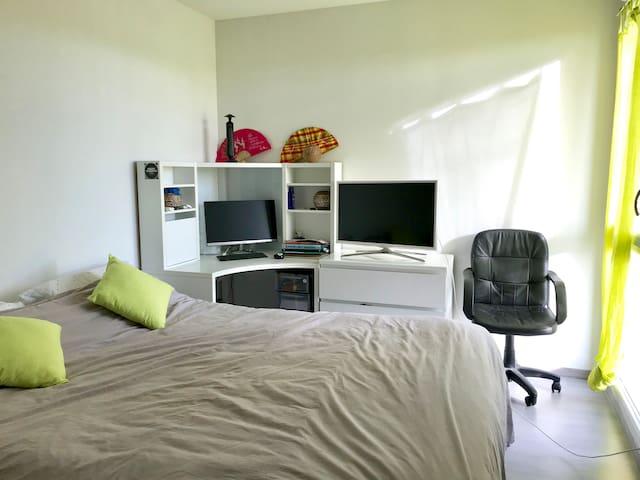 Maison 2 chambres terrasse