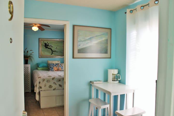 Storyville - Cozy Studio in Quiet Inn