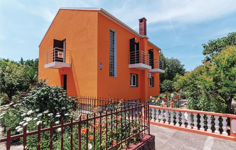 Holiday apartment with 2 bedrooms on 56m² in Zadar