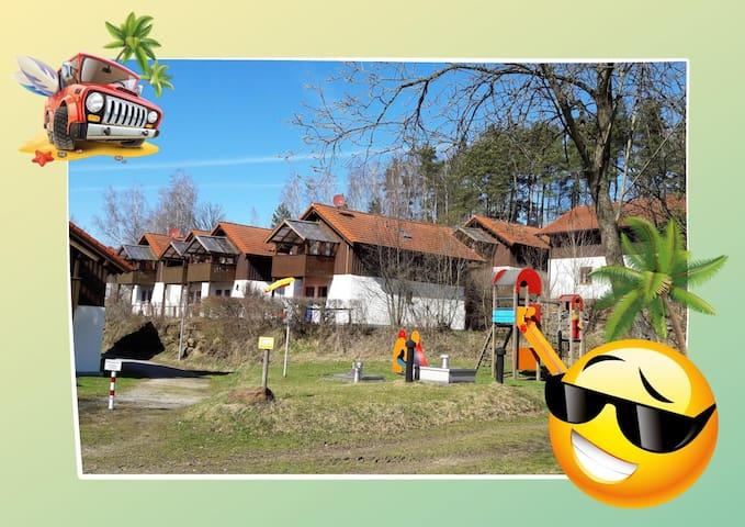 Werner's Wildgatter in Grafenwiesen - Grafenwiesen - Rumah liburan