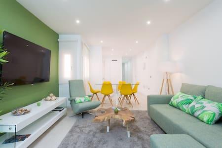 Luxe appartement in het centrum van de stad