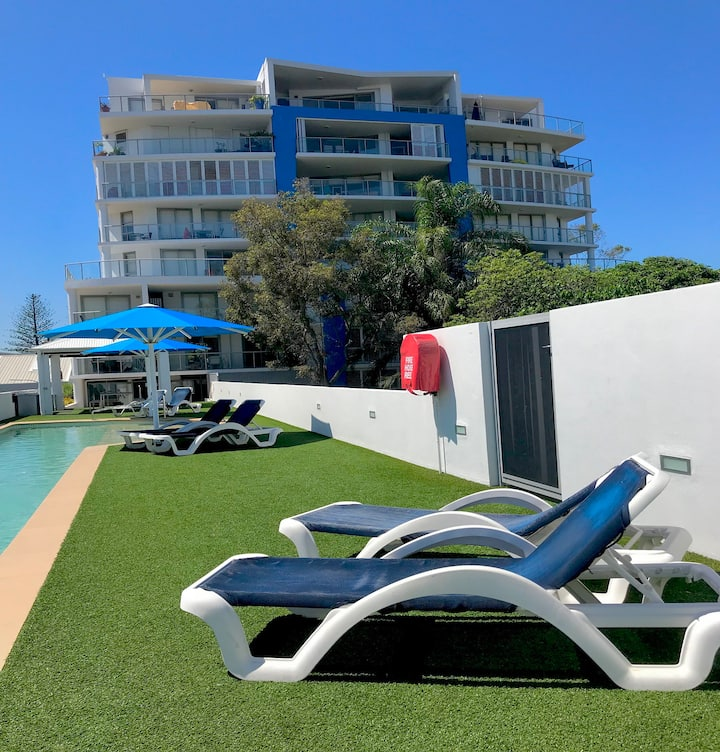 SBR 105-1 - Pool, Spa, Gym + Roof top BBQ area