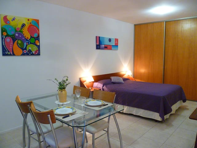 Bonito apartamento, bien equipado! - Rosario - Apartamento