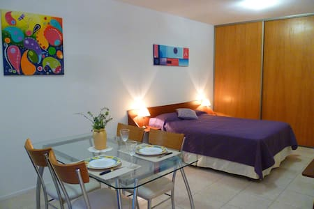 Bonito apartamento, bien equipado! - Rosario