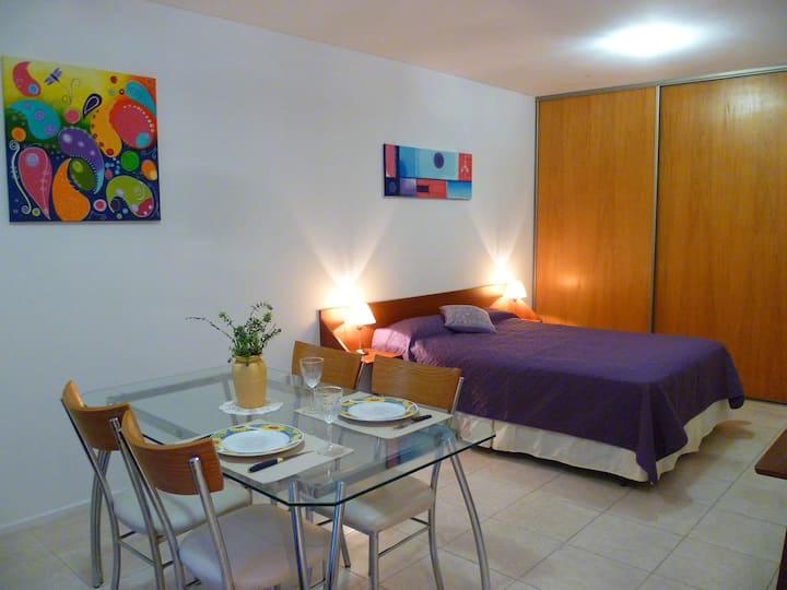 Bonito apartamento, bien equipado!