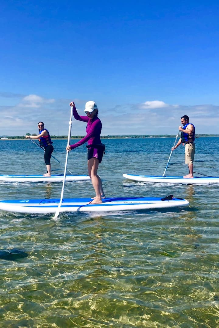 Guided SUP tour