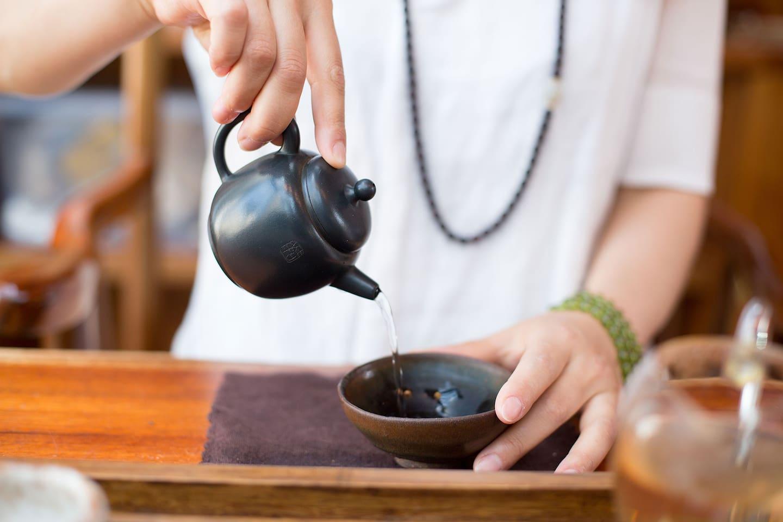 一壶好茶,一场心灵的旅行