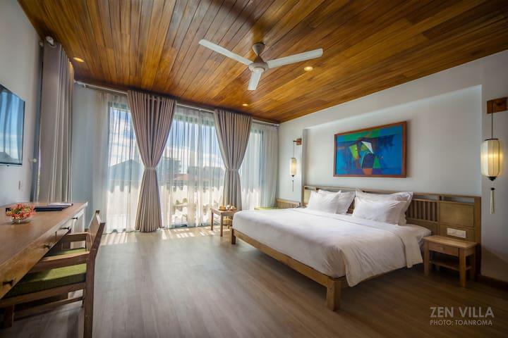 ZEN Boutique Villa Hoi An - Deluxe Dbl/Twn room