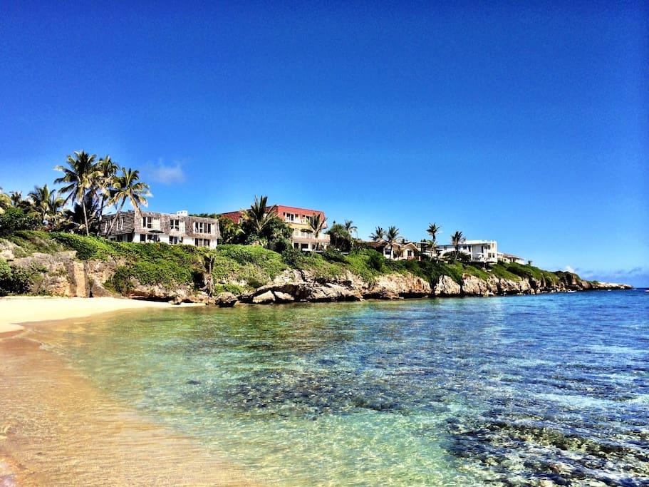 Clissfold (Bikini ) Beach... Come see for yourself!