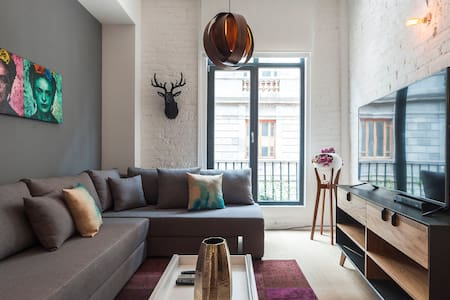 Art Lovers Pad in the Heart of Downtown Mx City - Ciudad de México - Apartment