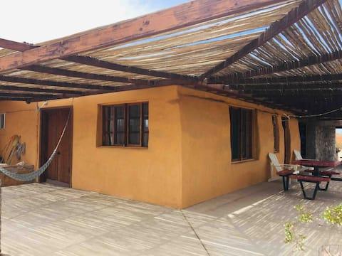 Campo Archelon: Casa de Arena