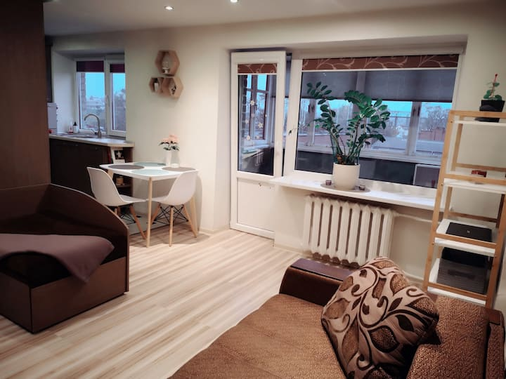 Lovely apartment in the very centre of Klaipeda