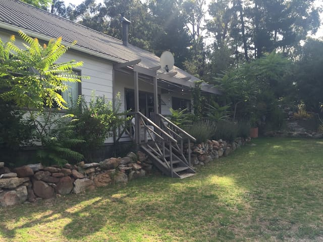 A Peaceful Cottage Getaway. - Grabouw - Bungalow