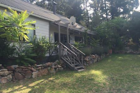 A Peaceful Cottage Getaway. - Grabouw - 小平房