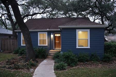Montclaire House, an Austin Zilker Bungalow - Austin