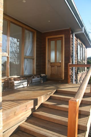 Hasselbo - Gisborne Holiday Cottage - Gisborne - Casa