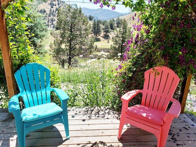 The Sutton  Mountain Ranch Retreat