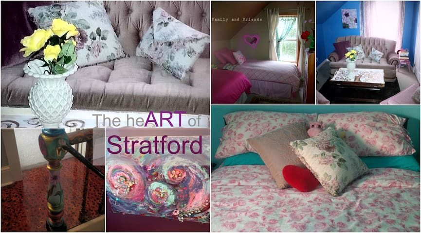 The heART of Stratford! - Stratford - Huis