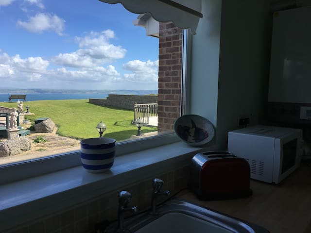 View from your kitchen