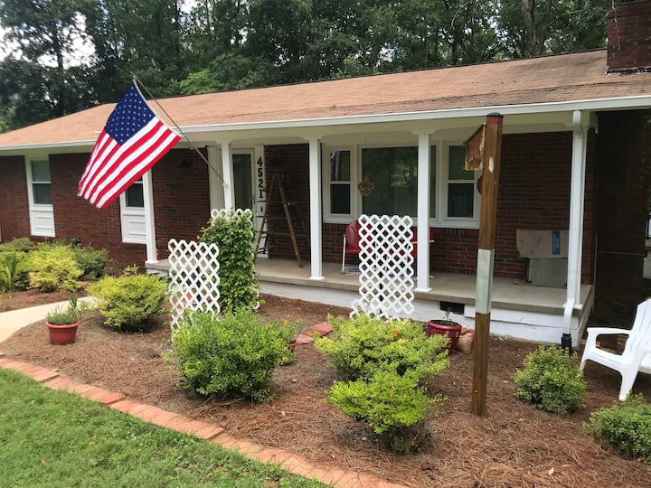 Wooded City Apt, Conv to UTK/D'town/I40/75/640
