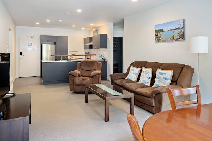 Spacious Apartment in the heart of Tutukaka