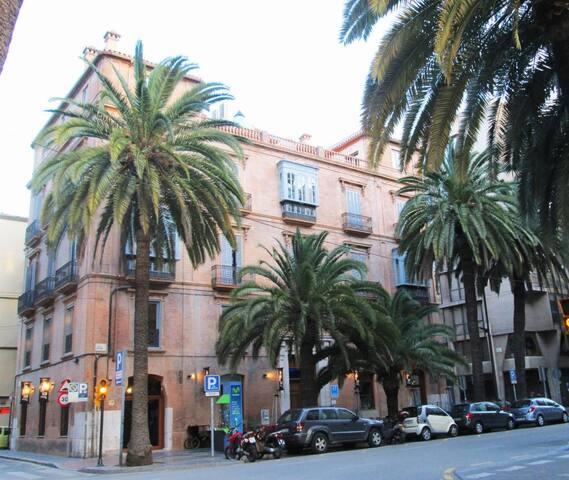 Málaga. SOHO. para 4. - Málaga - Loft