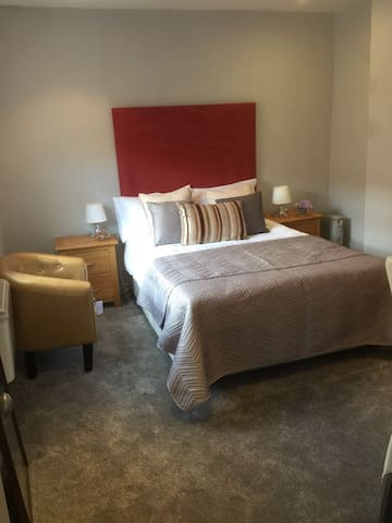 Comfort Lovely Double Bedroom in Heart of Oxford