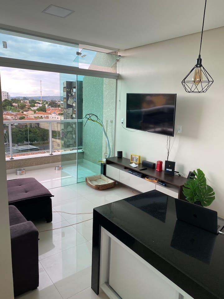 Apartamento de Alto Padrão no Centro de 7 Lagoas