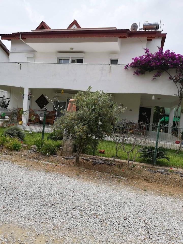 Datça Karaincir'de özel çatı katı
