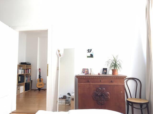 Schöne 2-Zimmer Altbauwohnung in Leipzig
