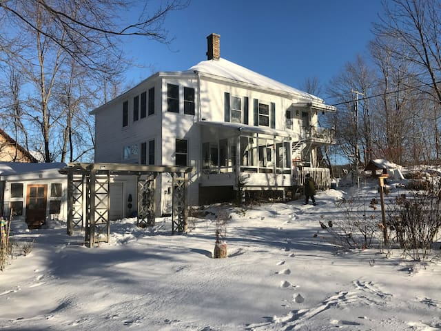 6 bedrooms country house near Magog - Austin, Quebec - House