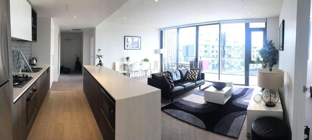 Luxury Newstead Apartment - Newstead