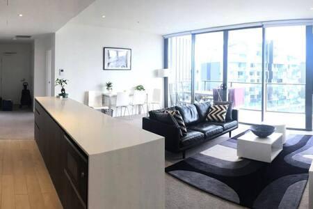 Luxury Newstead Apartment - Newstead - Appartement