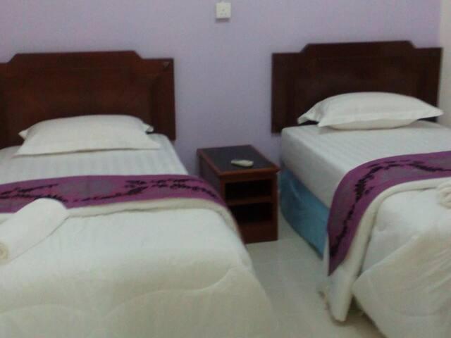 Langkawi de Villa (Twin Sharing Room No. 3)