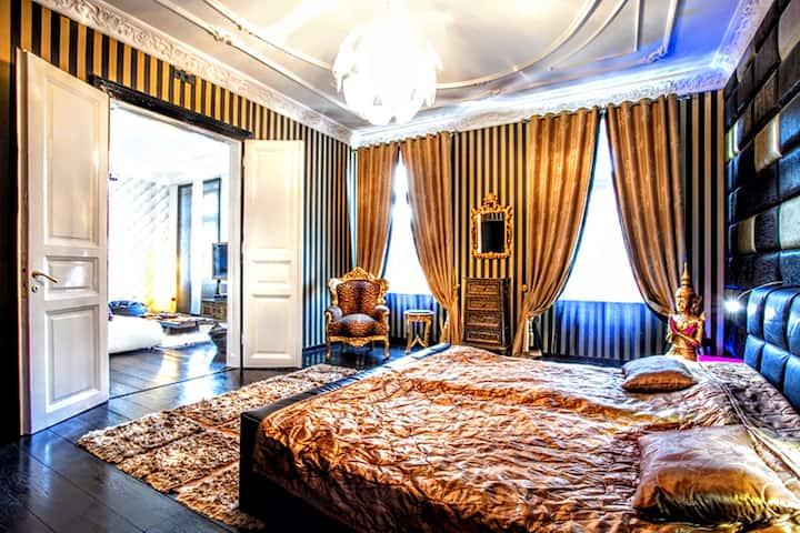 hyra hus i budapest