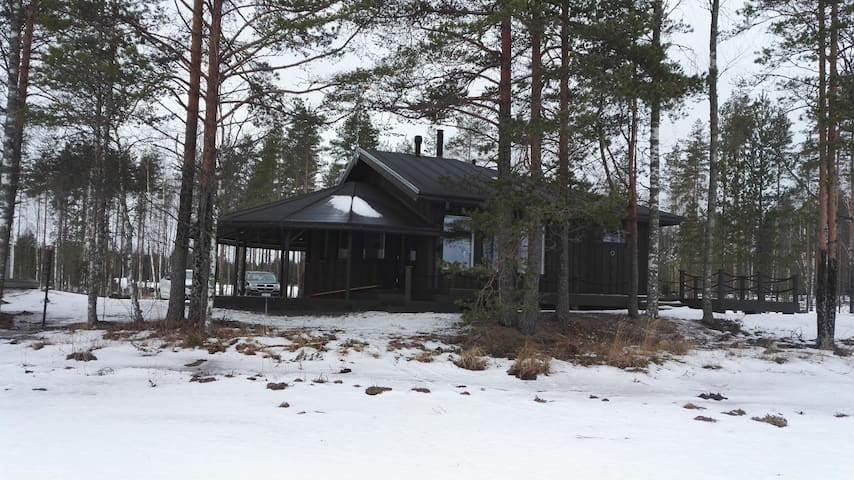 Luxury cottage at Saimaa lake - Mikkeli - Dům