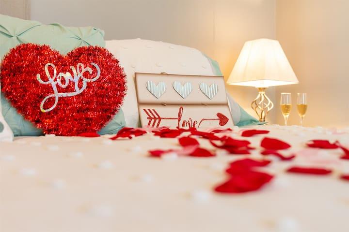 wedding, honeymoon, special day