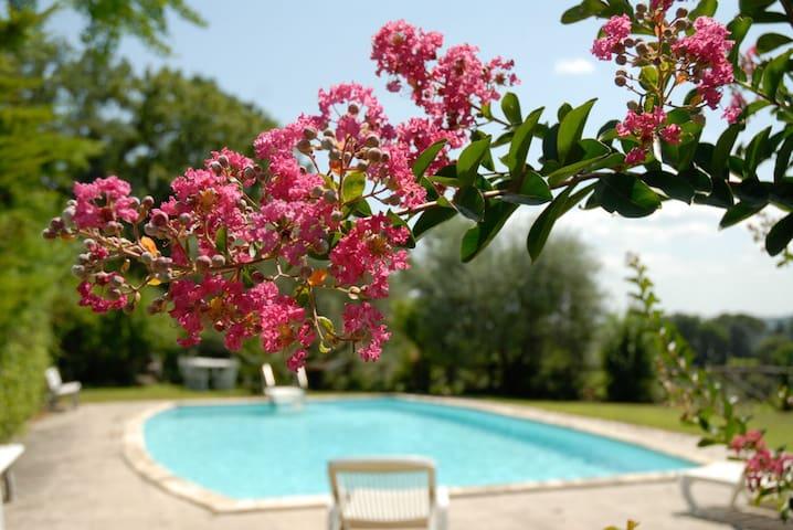 Casa Vacanze Villa sul Soratte - Sant'Oreste - วิลล่า