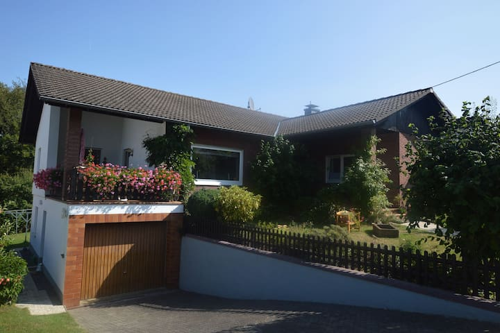 Cozy Holiday Home in Boverath with Private Garden