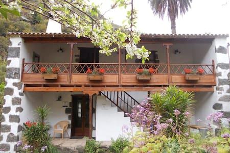 Hermosa casa de campo - Valleseco - Casa